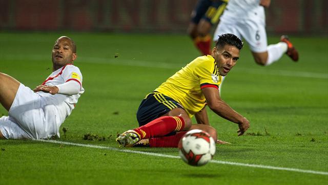 «Фалькао сказал, что обе команды будут на ЧМ». Игрок сборной Перу подтвердил сговор с колумбийцами