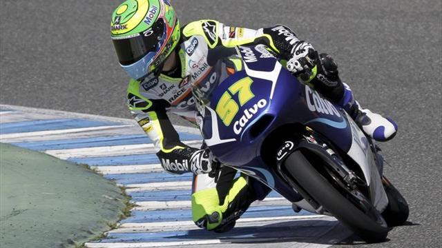 El brasileño Eric Granado será piloto de Forward en 2018