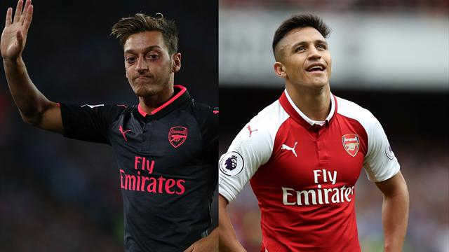 Wenger admits Ozil and Sanchez could leave in January