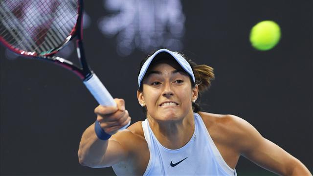 Гарсия последней квалифицировалась наитоговый турнир WTA
