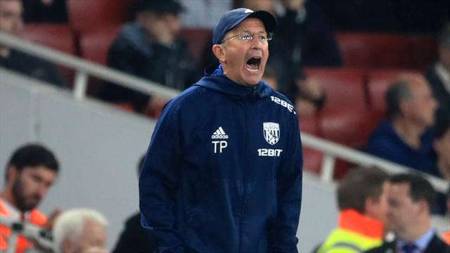 Tony Pulis dismisses links to possible Wales job