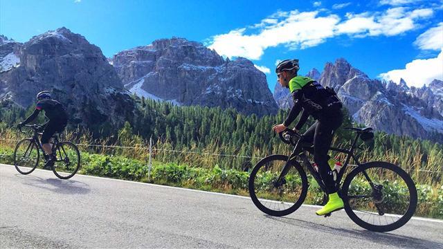 Отец велогонщика приговорен к 10 месяцам тюрьмы за установку заграждения на трассе