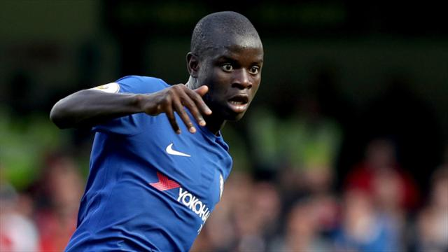 Antonio Conte set to provide clarity on N'Golo Kante injury