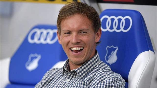 """Nagelsmann ist """"sehr froh"""" in Hoffenheim"""