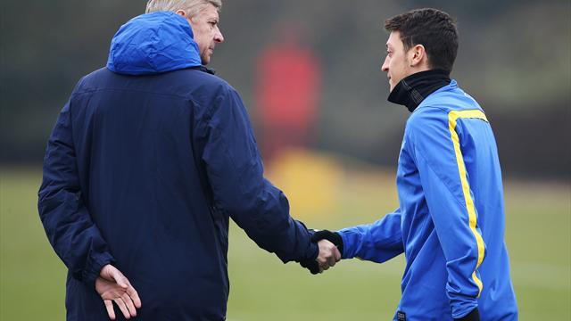 Wenger schließt Özil-Wechsel nicht aus