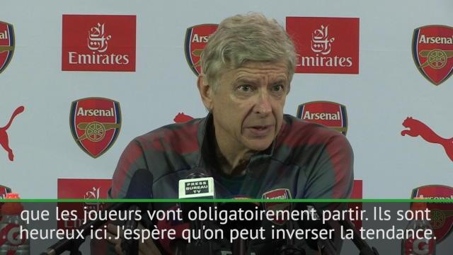 """Wenger sur les prolongations de Sanchez et Özil : """"Nous ne sommes pas proches d'un accord"""""""