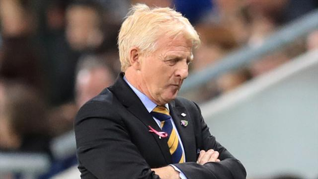 Ex-Scotland boss Levein: Strachan has made progress and should stay in role