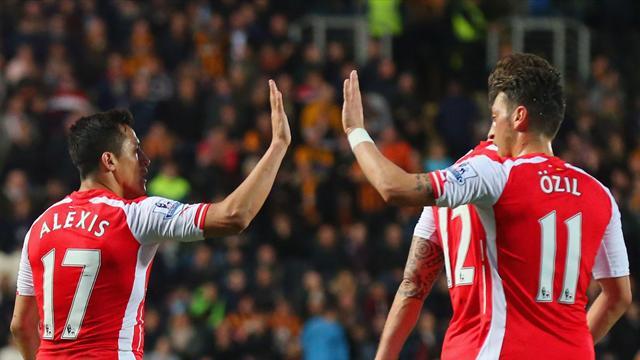 Венгер: «Арсенал» рассмотрит вариант продажи Санчеса и Озила в январе»