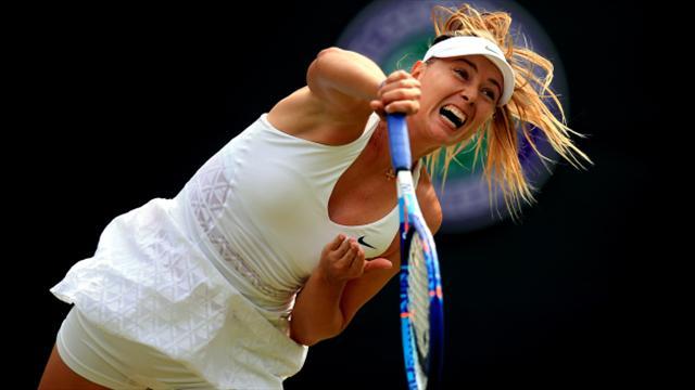 Maria Sharapova through to Tianjin Open quarter-finals