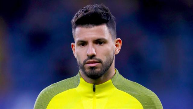 Sergio Aguero 'ready' for Man City return after Amsterdam crash