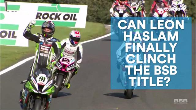British Superbikes Showdown: Will Leon Haslam finally win the title?