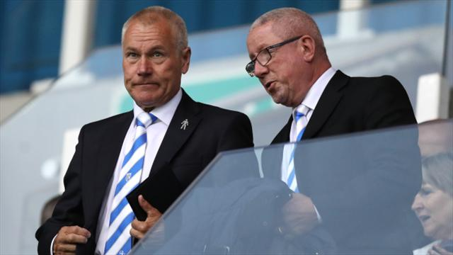 Peter Taylor: I wanted to remain as director of football at Gillingham