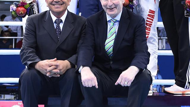Nach Wu-Suspendierung: Italiener Falcinelli AIBA-Interimspräsident