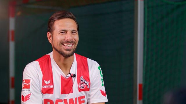 """Pizarro über sein Comeback: """"Rente? Ich war noch nie in Fußball-Rente!"""""""