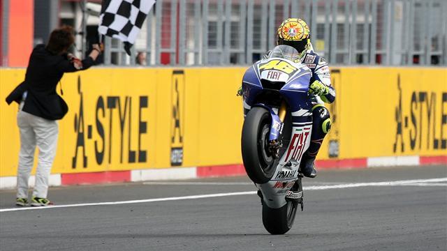 """RossiFumi"", Biaggi, orgasme : Rossi a aussi écrit sa légende au Japon"
