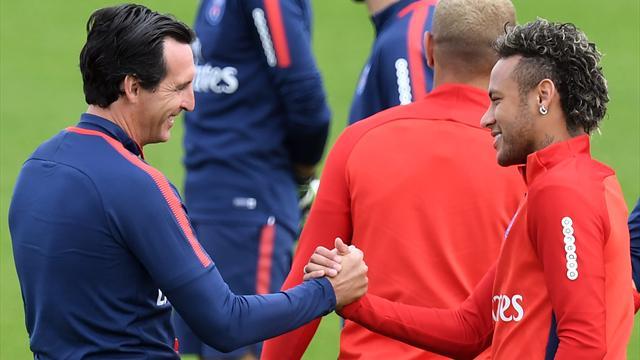 """Emery : """"Aider Neymar à gagner le Ballon d'Or"""""""