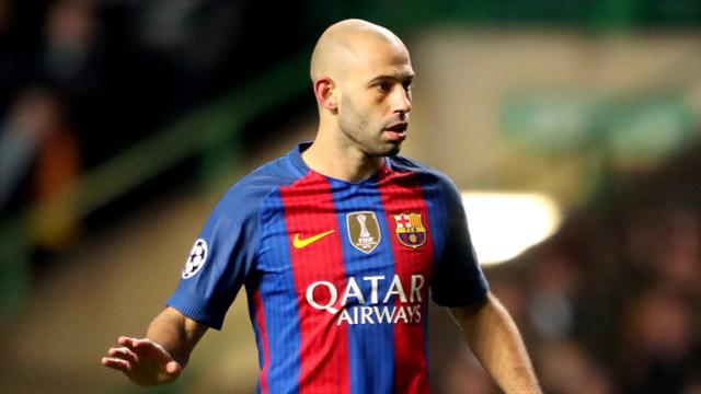 Mascherano to retire from international football after the World Cup