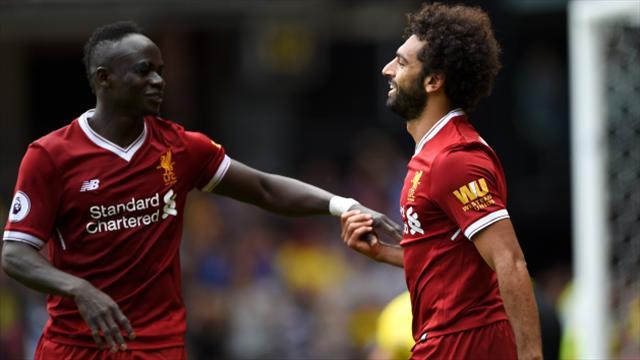 Mohamed Salah: Liverpool must keep moving forward after Sadio Mane blow