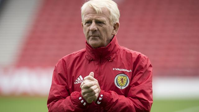 Schottland: Aus für Nationaltrainer Gordon Strachan