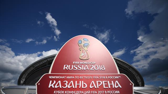 FIFA: Mehr als drei Millionen Tickets für WM in Russland angefragt