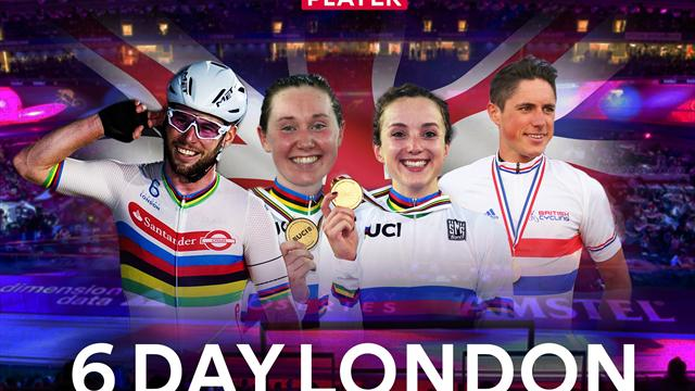 Six Day London is 'totally different to any other event; it's breathtaking'