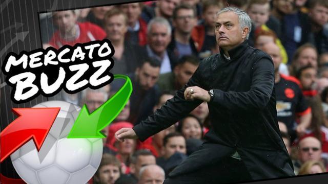 Un remplaçant au PSG potentiel titulaire à Man U ? Mourinho le veut !