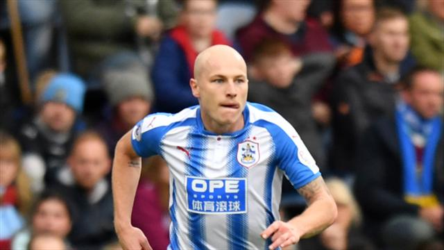 Aaron Mooy could be rested by Huddersfield following Australia exploits