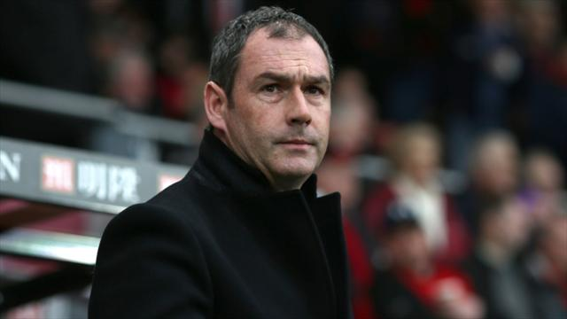 Paul Clement: 'Swansea City are not in a relegation battle'