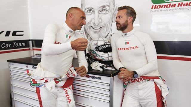 Tarquini: I'll do my best for Tiago and team on WTCC return