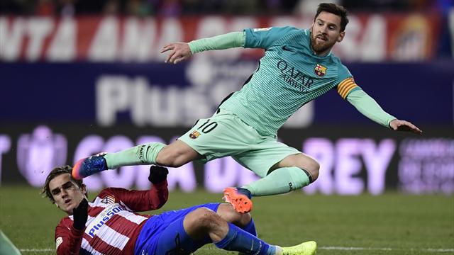 «C'est un super joueur» : Messi encense Griezmann… et l'attend au Barça