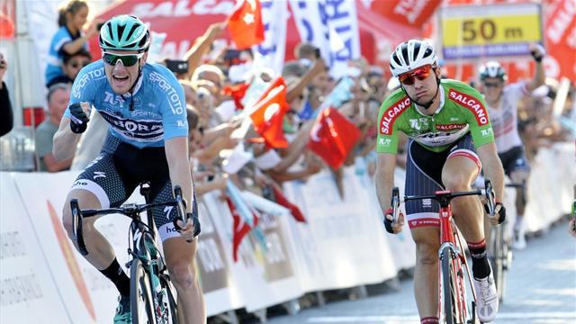 Bora's Bennett untouchable in Turkey with third stage win