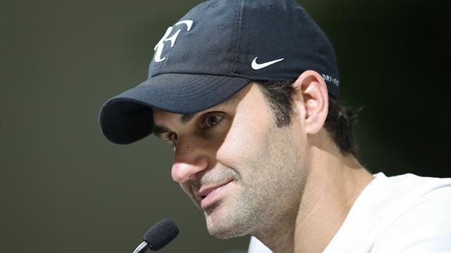 Avant d'affronter Gasquet, Federer se paie (gentiment) la France