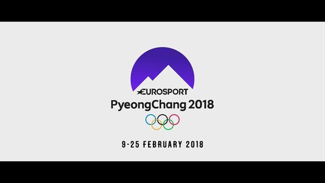 Der Olympia-Countdown für PyeongChang 2018 läuft