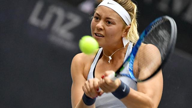 Tennis: Witthöft scheitert in Linz an Rybarikova