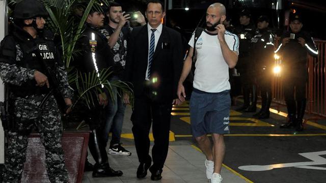 """Mascherano: """"Mi ciclo en la selección termina en Rusia"""""""