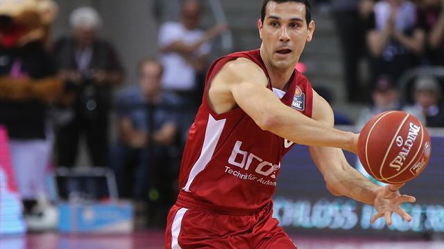 Dritter EuroLeague-Fehlstart für Bamberg in Serie