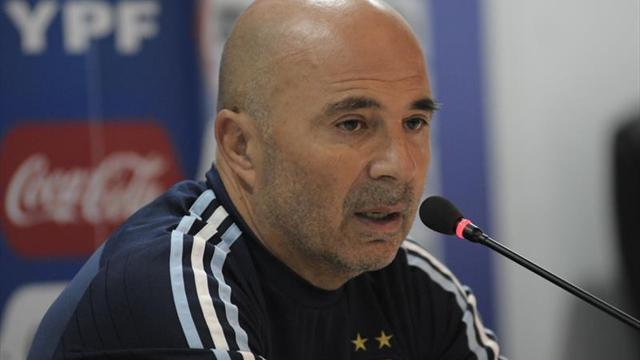 Jorge Sampaoli anticipó la debacle de Chile