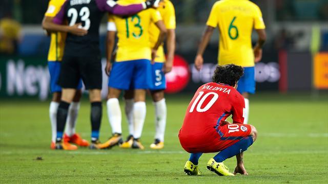 AS Чили подаст апелляцию на результат матча Перу – Колумбия из-за сговора футболистов