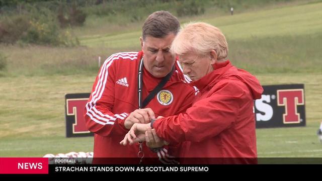 La Scozia non centra il Mondiale: Gordon Strachan si dimette