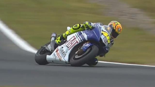 Highlights 2008: Rossi macht Triumph perfekt