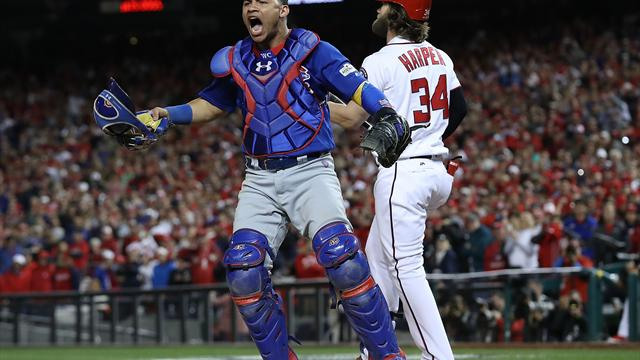 Baseball: MLB-Champion Chicago nach Krimi im Halbfinale