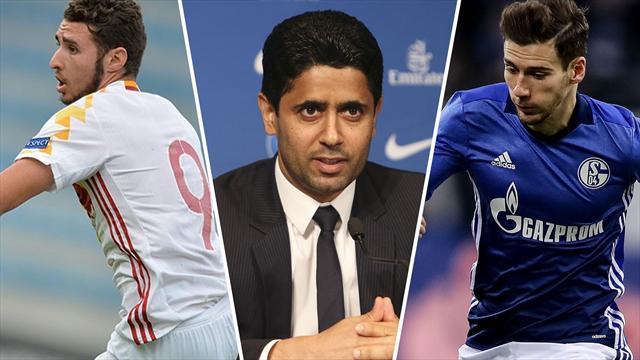 Abel Ruiz, Al-Khelaifi y Goretzka, los nombres del día