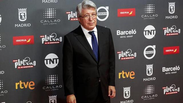 Cerezo dice que Atlético-Barça es un partido y no una manifestación política