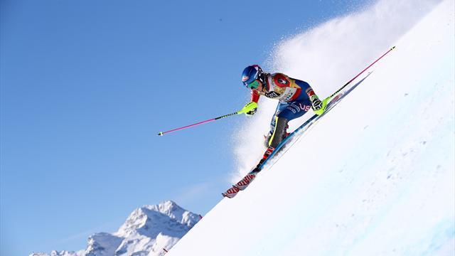 Кубок мира по горным лыжам