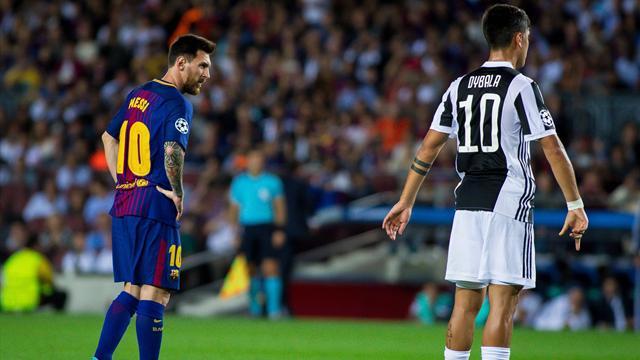 Superstar wollte Landsmann nicht: Geht Dybala wegen Messi zu Real?