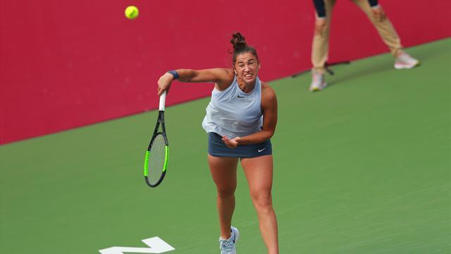 WTA Tianjin: Sharapova se verá las caras con la verdugo de Sorribes en semifinales