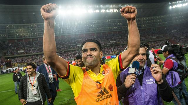 Falcao sparks match-fixing allegations after Peru star reveals what Colombia striker said to him