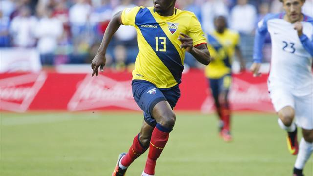 Party trotz WM-Aus: Fünf Ecuadorianer suspendiert