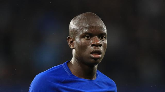 Conte predicts three-week absence for Chelsea star Kante