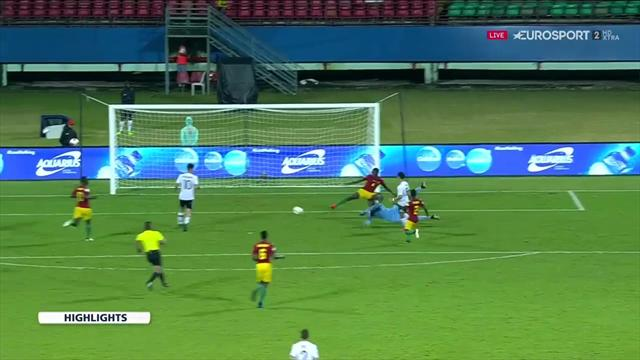 So machte die U17 das WM-Achtelfinale gegen Guinea klar